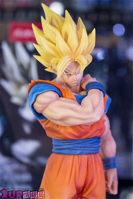 Dragon Ball Z ROS Resolution of Soldiers Awaken Son Gokou 57# Figure Figurine NB