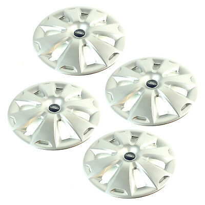 """SET OF 4 16/"""" WHEEL TRIMS TO FIT FORD FOCUS GALAXY FREE GIFT #K"""