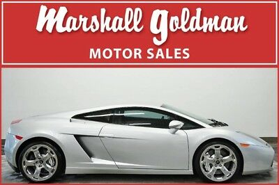 Lamborghini Gallardo  2004 Lamborghini Gallardo Grigio with Crema E gear only 17070 miles