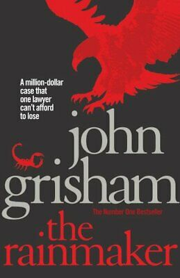 The Rainmaker by Grisham, John Paperback Book The Cheap Fast Free Post