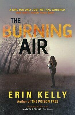 The Burning Air by Kelly, Erin Book The Cheap Fast Free Post
