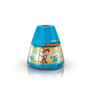 Philips Jake and the Never Land Pirates LED Children's Night Light and Projector