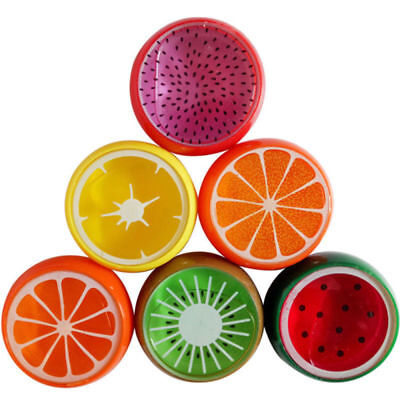 DIY Fruit Crystal Clay Putty Jelly Slime Plasticine Mud Educational Toy Kids UK