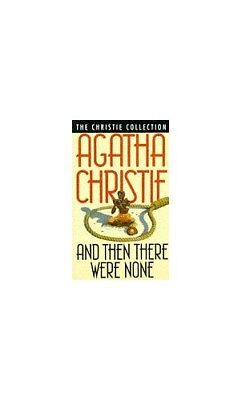 And Then There Were None (The Christie Collecti... by Christie, Agatha Paperback