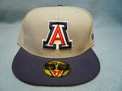 46bae1ccc2b New Era 59fifty Arizona Wildcats Sz 7 3 4 BRAND NEW Fitted cap hat Grayson
