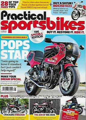 PRACTICAL SPORTSBIKES N.96 (NEW COPY)*Post included to UK/Europe/USA/Canada