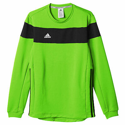 7810b4eaa91 adidas Men s Handball Team Goalkeeper Shirt Long Sleeved Football GK Lime  Green
