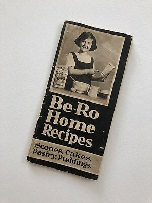 Be-ro Home Recipes Scones,Cakes,Pastry, Puddings. Seventeenth edition