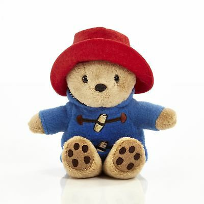 Paddington Bear Movie Bean Toy