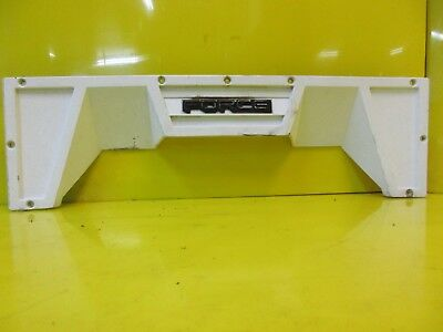 Force L Drive 90/120 Transom Shield With Decal  Bayliner Capri Arriva