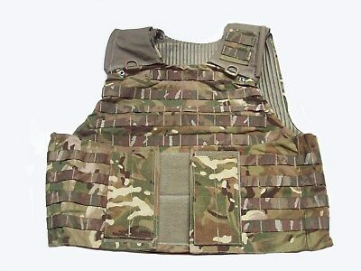 NEW - MTP Multicam Osprey Body Armour Vest Cover - Size 180/116