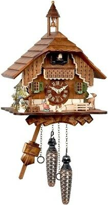 Alexander Taron 429Q Engstler Battery-operated Cuckoo Clock - Full Size