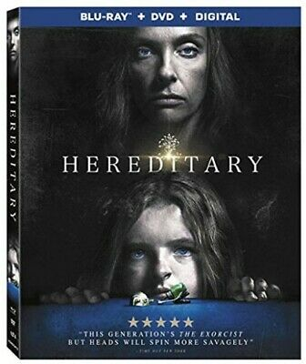 Hereditary [New Blu-ray] With DVD, 2 Pack