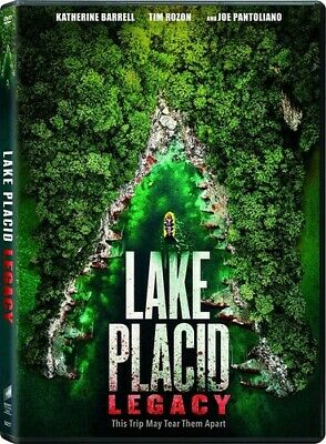 Lake Placid: Legacy [New DVD] Ac-3/Dolby Digital, Dolby, Subtitled, Widescreen