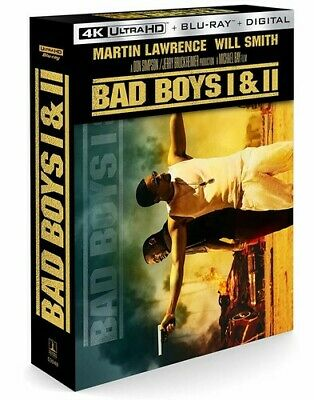 Bad Boys (1995) / Bad Boys Ii 4K Ultra HD Blu-ray