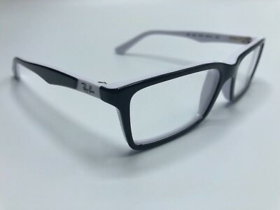 1922b3f40245 Ray Ban 48mm Eyeglass Frames RB1534 3579 Black White Frames Only YOUTH 0099