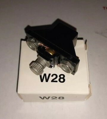 New Allen-Bradley W28 Thermal Overload Relay Heater Element **Made in the USA**