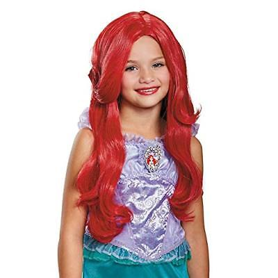 Disney The Little Mermaid Ariel Deluxe Child Wig   Disguise 21191