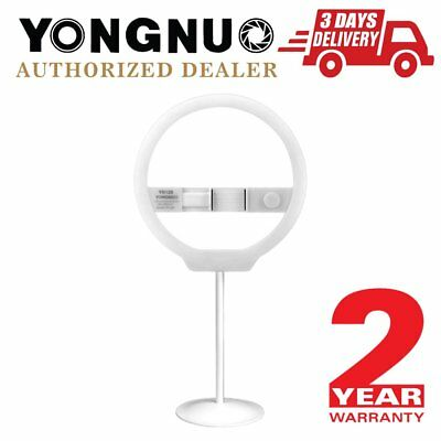YONGNUO YN128 LED Portable White Light for Mobile iPhone X 8 8 Plus 7 6S 6 US-W