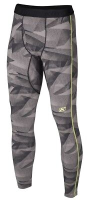 Klim Aggressor Base Layer Pant 2.0 Gray Mens All Sizes