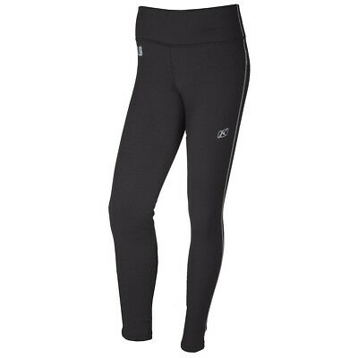Klim Solstice Base Layer Pant 3.0 Black Womens All Sizes