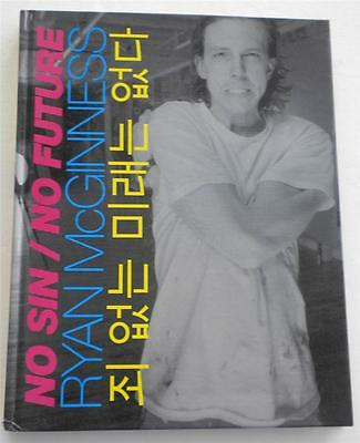 NEW No Sin / No Future Ryan McGinness Limited Edition 2500 Copies Hardcover