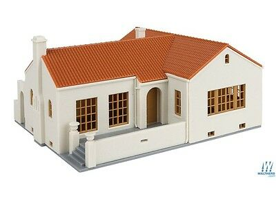 WalthersCornerstone 933-3785 HO Scale Mission-Style Bungalow House Building Kit