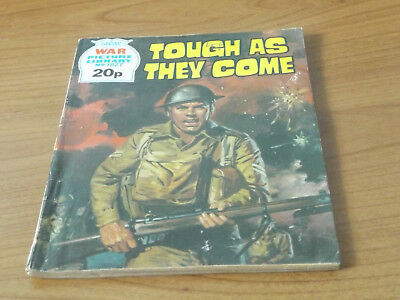 WAR PICTURE LIBRARY NO 1827!,dated 1980!,GOOD for age,great 38!YEAR OLD issue.