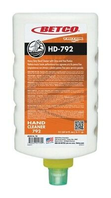 Betco 79262-00 792 Triton Heavy Duty Hand Cleaner  2 ltr - pack of 6