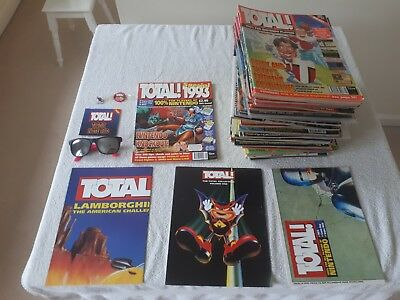 TOTAL! Nintendo Magazine Collection 55 in Total ( Some Still Sealed) With Extras