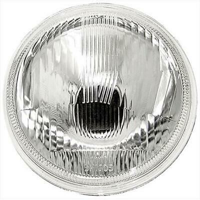 IPCW CWC-7006 Conversion Headlight 7 In. Round Plain Without H4 Bulb