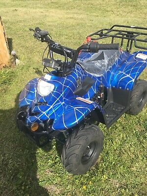 kidd 4 wheeler atv gas