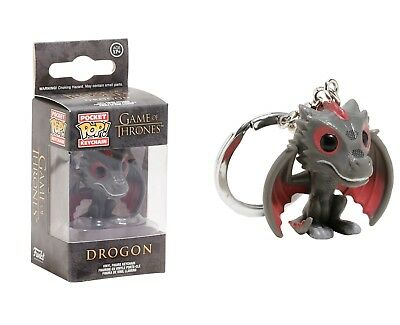 Funko Pocket Pop Keychain Game of Thrones™: Drogon Vinyl Keychain #10111