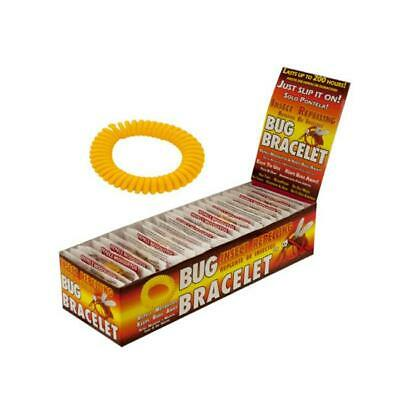 Bulk Buys HZ030-25 Insect Repelling Bug Bracelet Countertop Display