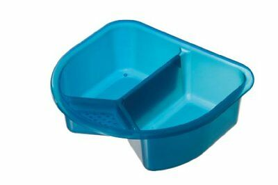 Top And Tail Bowl translucent Blue
