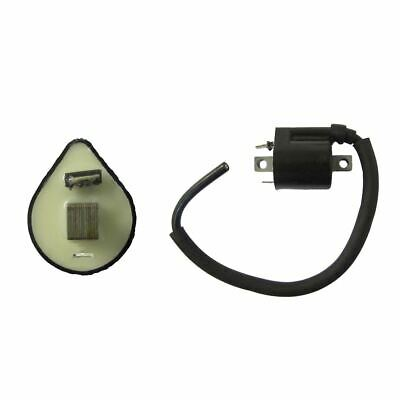 52mm Each Ignition Coil 6v AC Two Spade Terminals