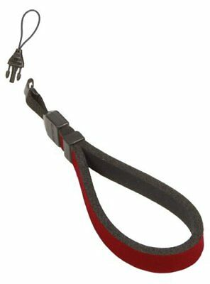 Cam Strap Qd For Compact Cameras And Binoculars - Red By Op/tech