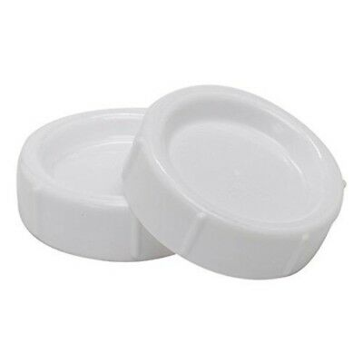 Dr Browns Travel Caps (Pack of 2)
