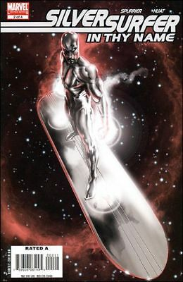 Silver Surfer: In Thy Name #2 - VF