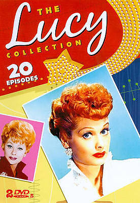 The Best of The Lucy Show - 20 Episodes of Classic Television [2 Disc Set]