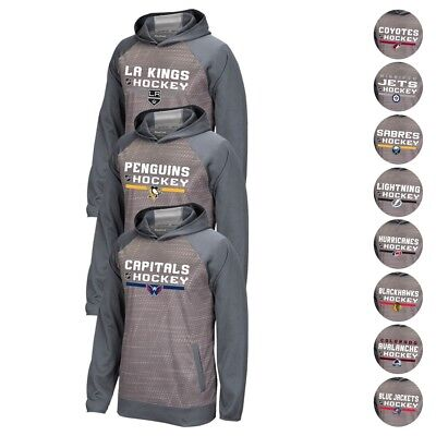 NHL Reebok Center Ice TNT Authentic Locker Pullover Hoodie Collection Men's