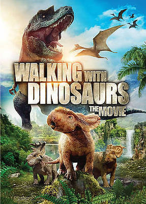 Walking With Dinosaurs (DVD, 2014) - NEW!!