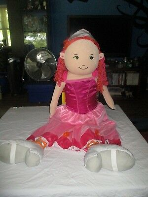 """Groovy Girls Super Size Life Size 42"""" Princess Isabella Dance with Me-"""