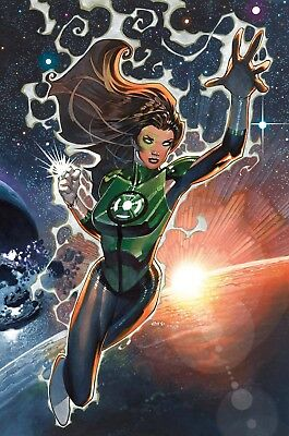 Green Lanterns #57 Var Ed (Rebirth) - 10/17/18