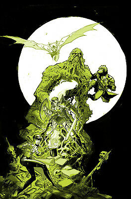 Justice League Dark #4 Foil (Witching Hour) (Rebirth) - 10/17/18