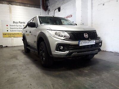 2018 Fiat Fullback *BREAKING* Engine Gearbox Seat Tailgate Mirror Doors Lights
