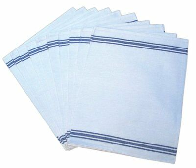 Cotton Kitchen Restaurant Glass Cloth 10 Per Pack Catering Tea Towels