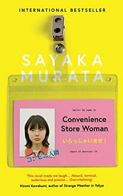 Convenience Store Woman by Sayaka Murata Book The Cheap Fast Free Post