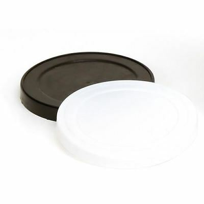 Round Plastic Tin Can Lids - Press it in tins lids presitin plastic cap cover