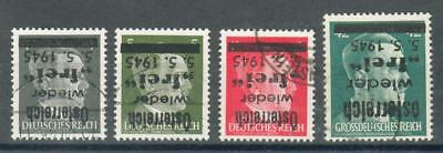 Austria local issue Losenstein inverted overprint ey59